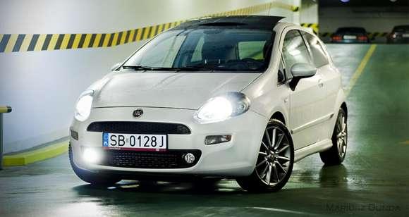Fiat Punto Lounge 1.4 MultiAir