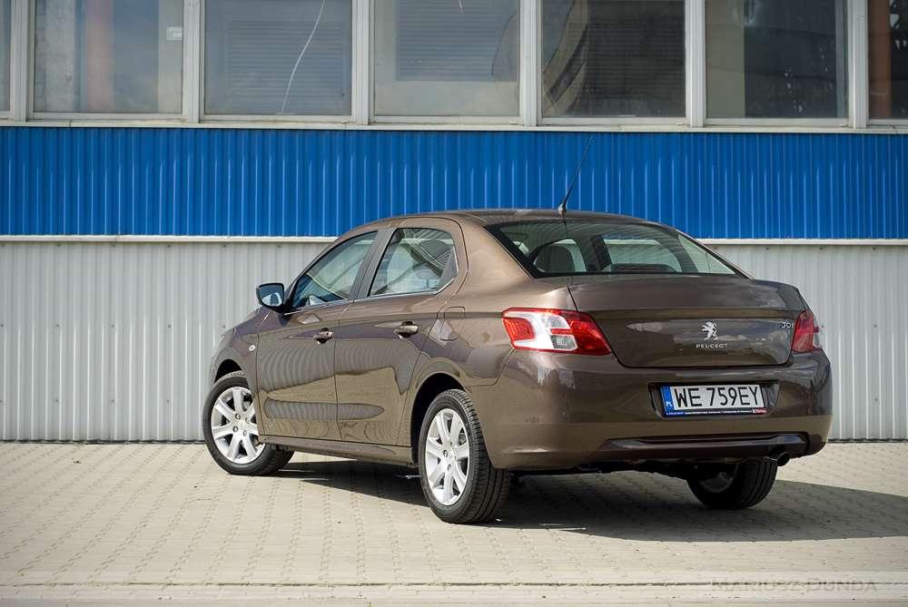 Peugeot 301 test