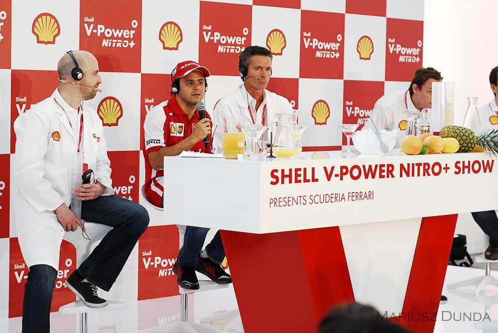 Shell V-Power Nitro Show