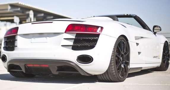 Audi R8 Spyder Linhart