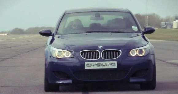 BMW M5 evolve