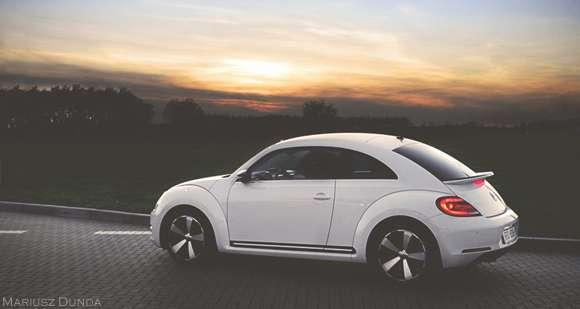 Volkswagen Beetle 2.0 TDI DSG Sport