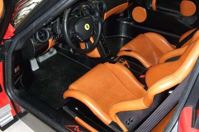 Ferrari FXX Michael Schumcher