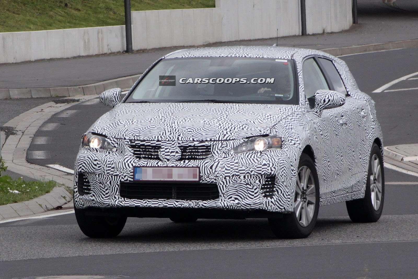 Lexus NX muł testowy