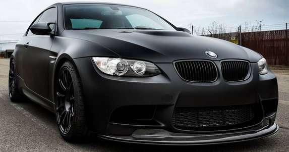 BMW M3 Black Diamond