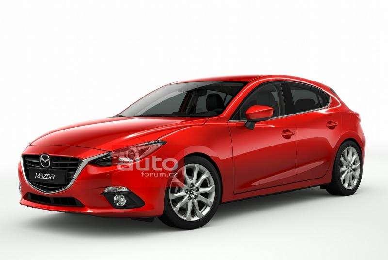 Mazda3 2014 wyciek zdjęć
