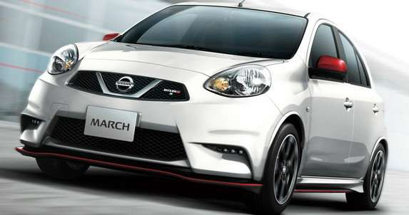 Nissan Micra (March) Nismo
