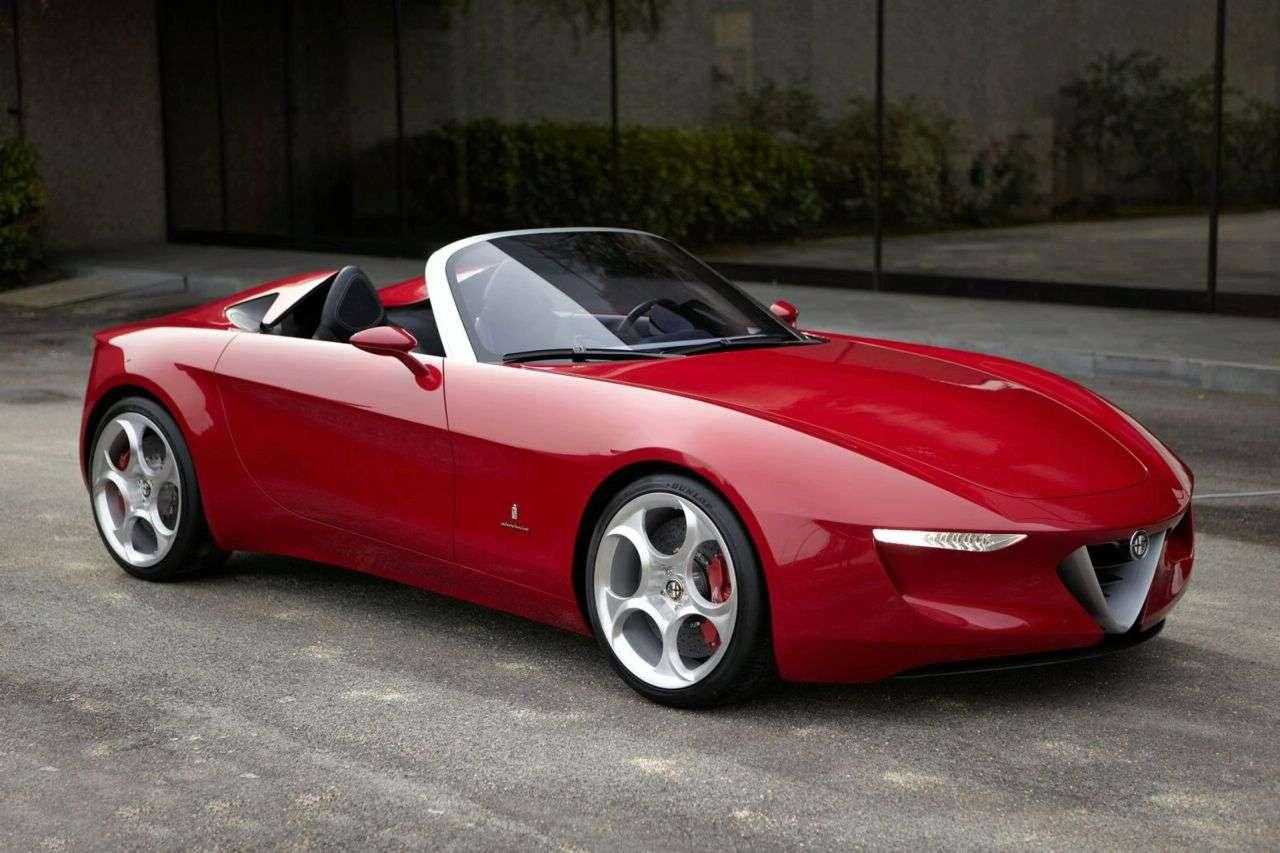 Alfa Romeo 2uettottanta Concept Pininfarina