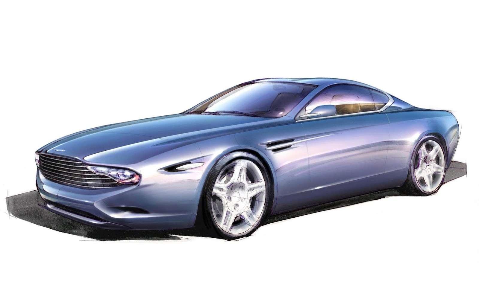 Aston Martin DBS Coupe i DB9 Spyder Zagato