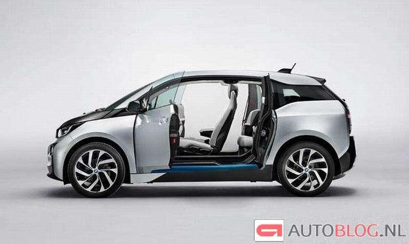 BMW i3 wersja produkcyjna