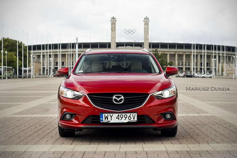 mazda6 sport kombi skypassion skyactiv g 2 0 test. Black Bedroom Furniture Sets. Home Design Ideas