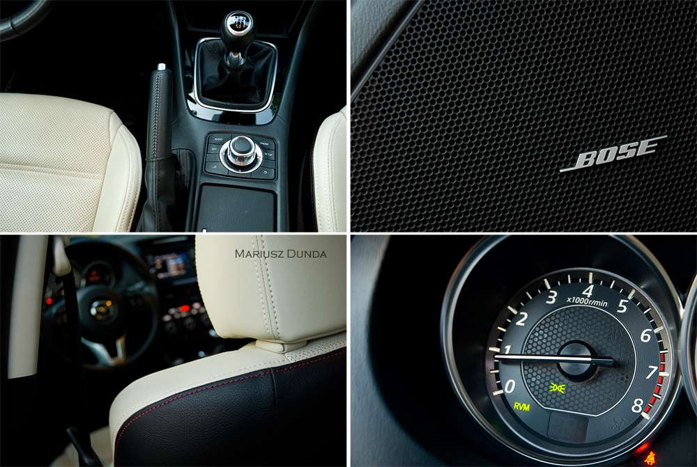 Mazda6 Sport Kombi SkyPASSION SKYACTIV-G 2.0