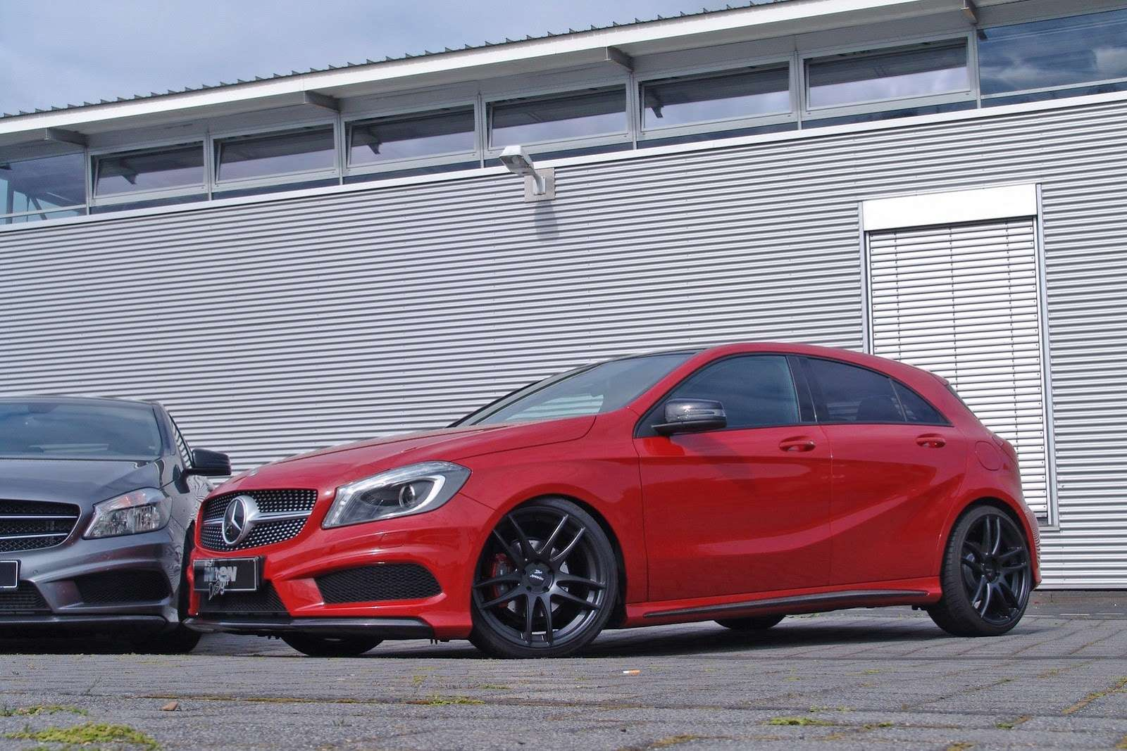 Mercedes klasy A Inden Design Binz