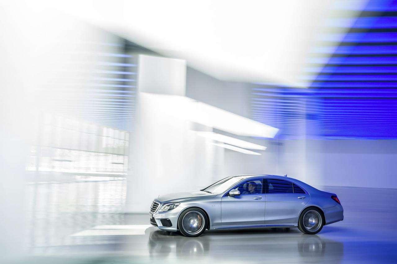 Mercedes-Benz S63 AMG 2014