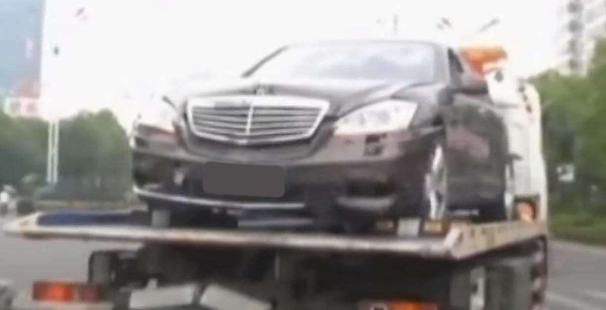 Mercedes-Benz Klasy S W221
