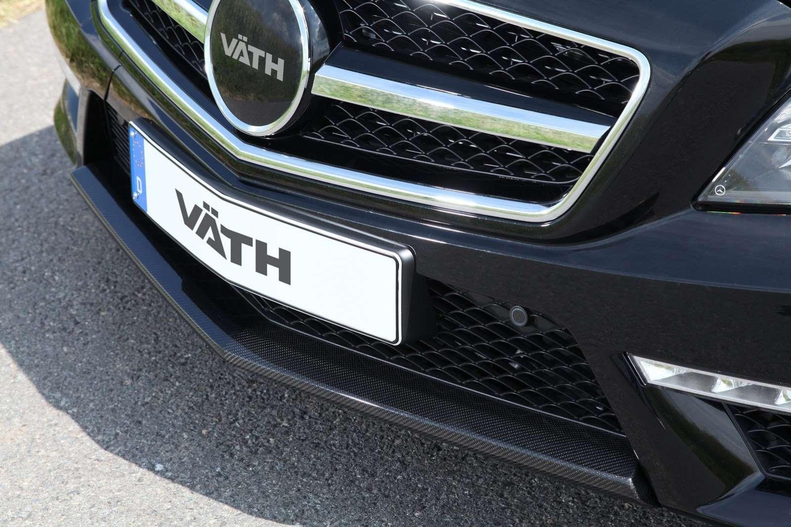 Mercedes CLS 63 AMG Shooting Brake Vath