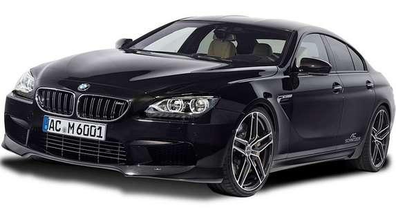 BMW M6 2013 AC Schnitzer