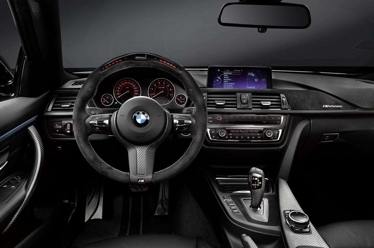 BMW serii 4 2014 M Performance