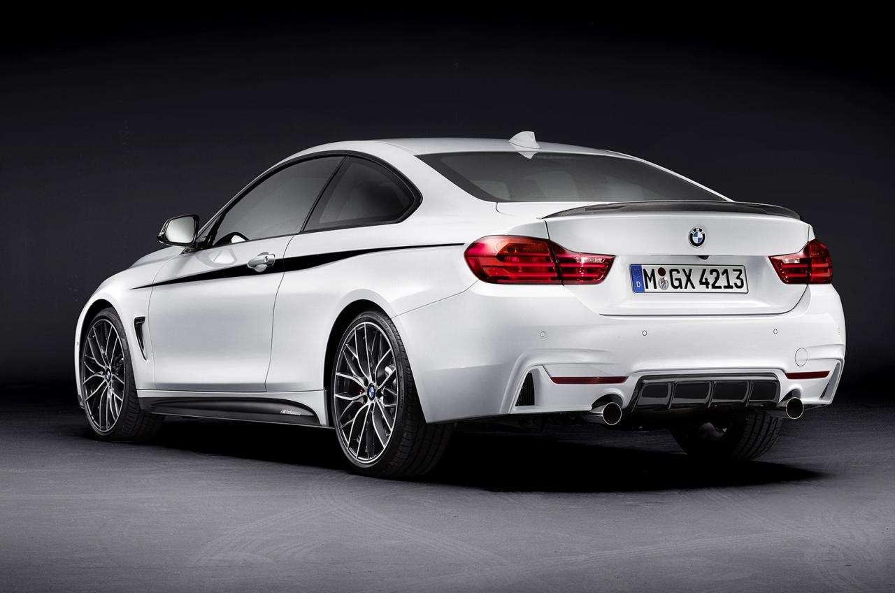 BMW serii 4 2014 M Performance