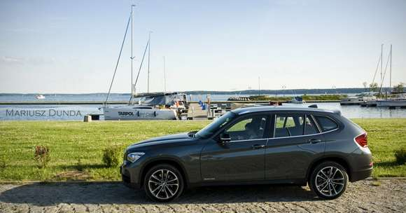 BMW X1 xDrive test
