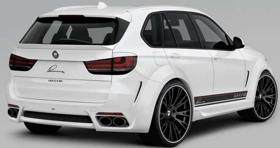 BMW X5 Lumma CLR X 5 RS