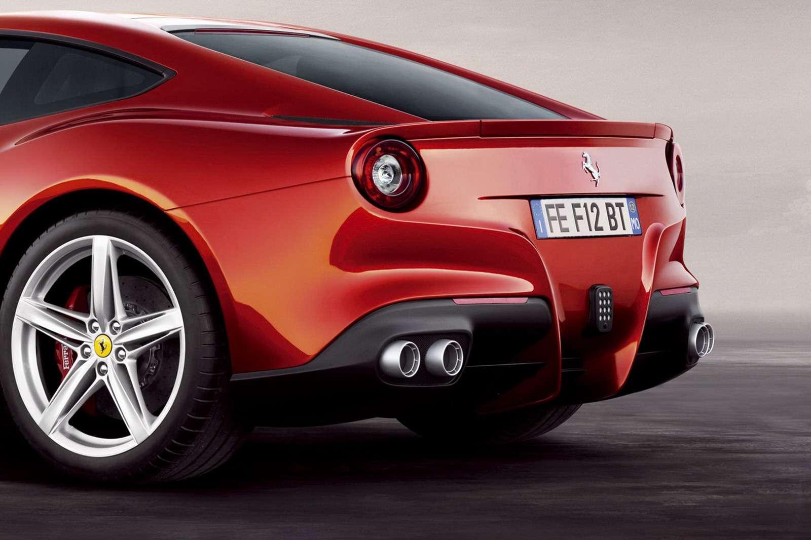 Ferrari F12berlinetta oficjalnie
