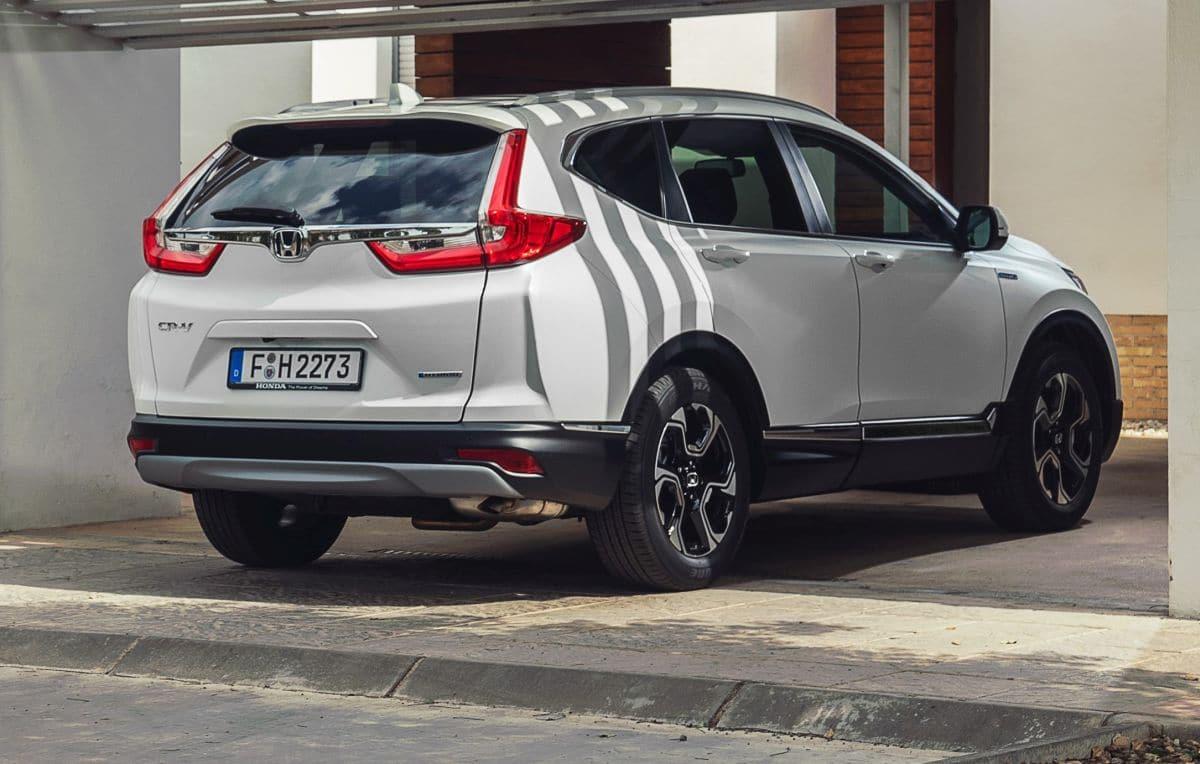 Honda CR-V Hybrid (2020)
