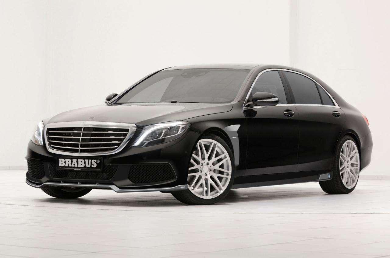 Mercedes klasy S 2014 Brabus