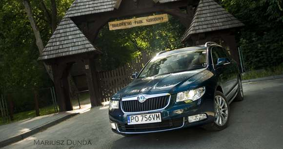 Skoda Superb TDI 4X4
