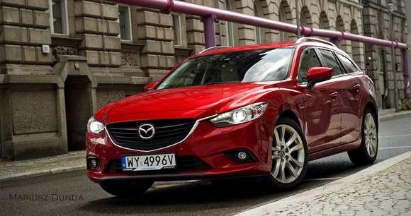 Nowa Mazda6 Kombi