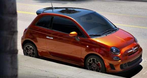 Specjalna edycja Fiat 500
