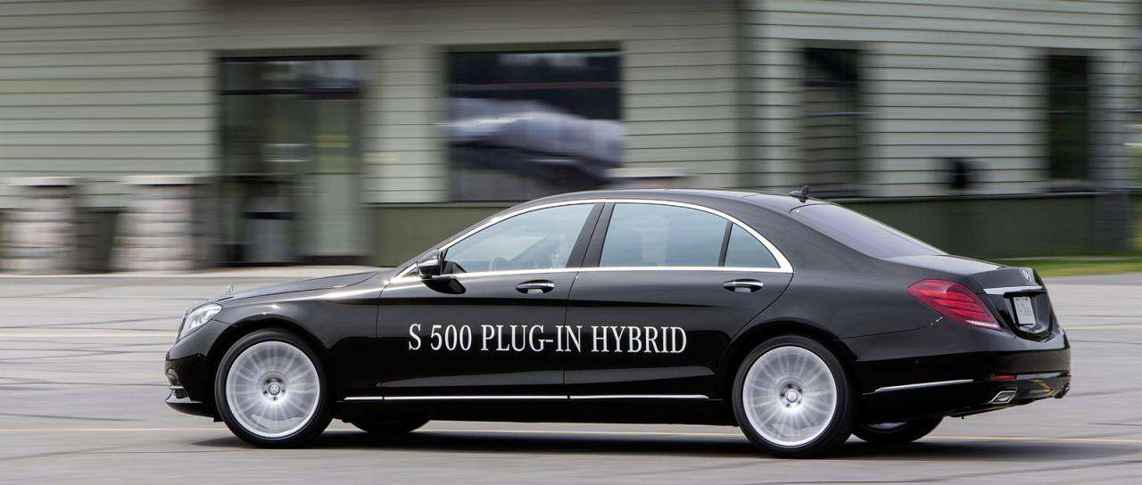 Mercedes-Benz S500 Plug-In Hybrid 2014
