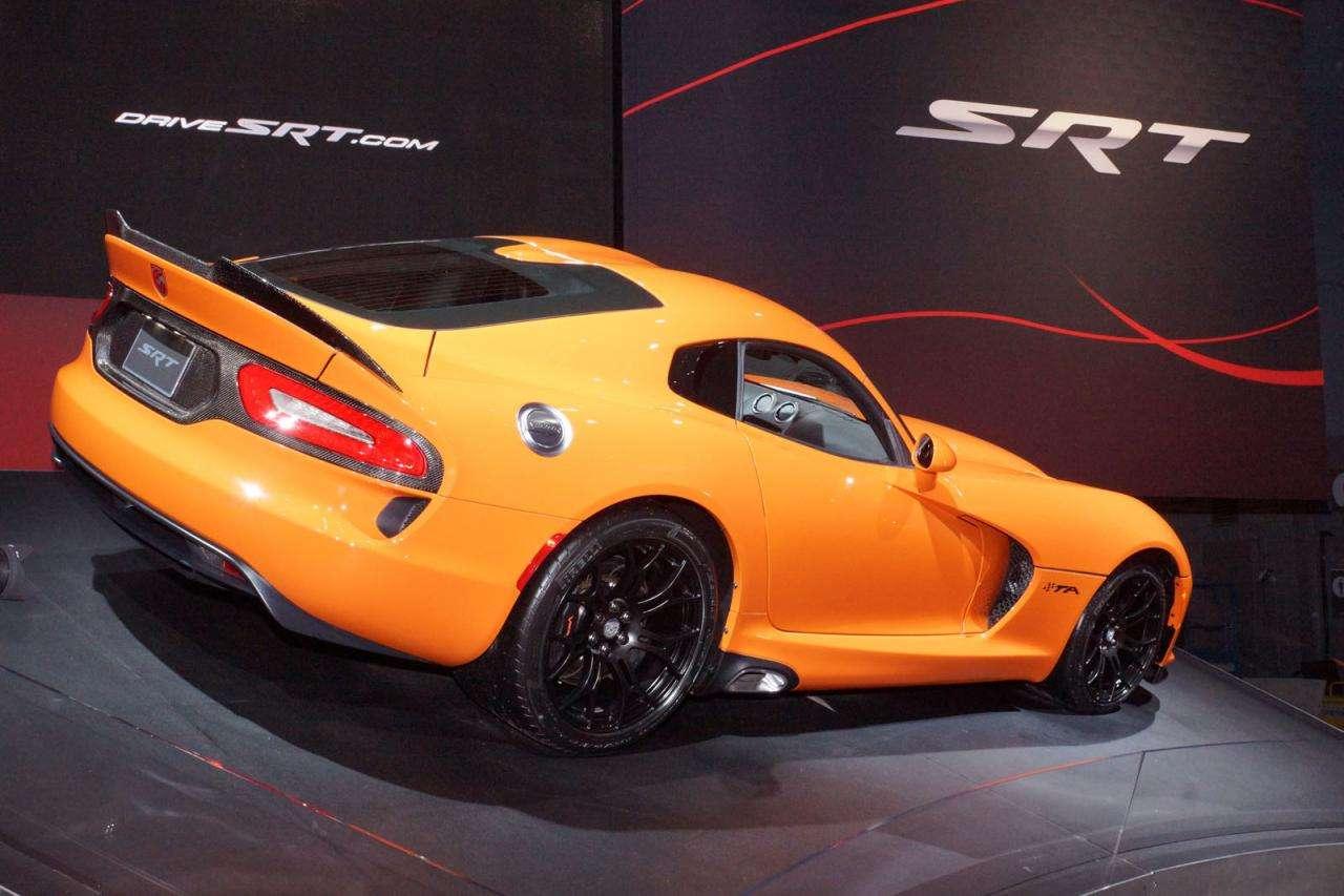 SRT Viper 2014