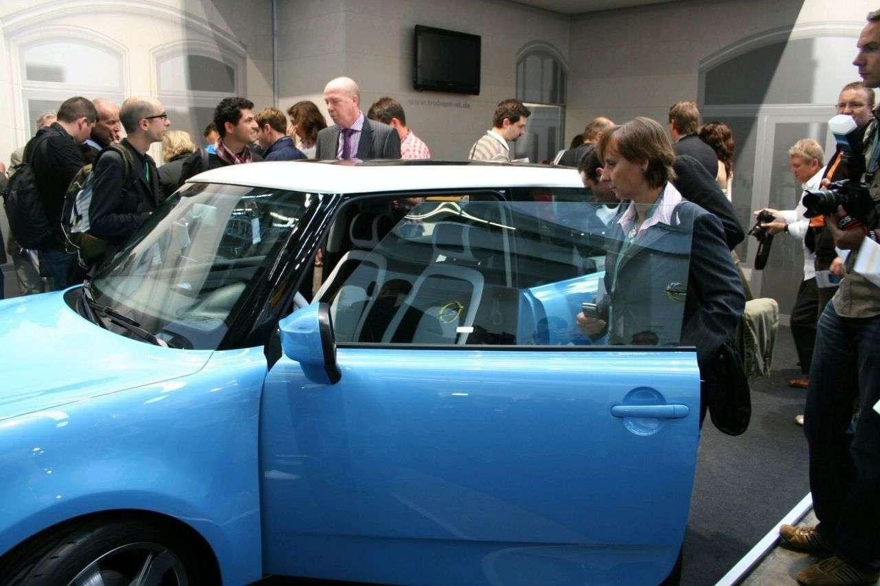 Trabant nT Frank 2009