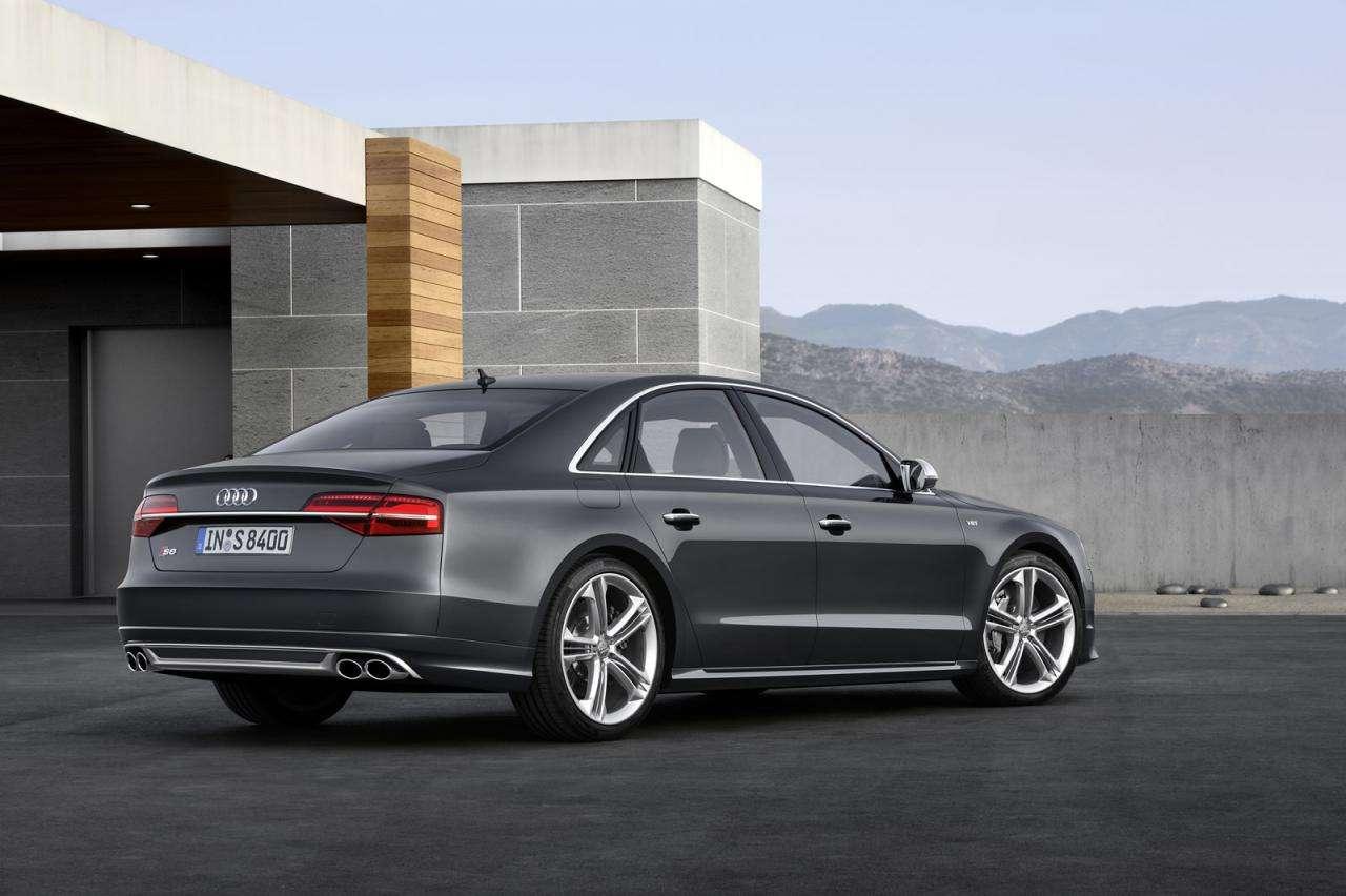 Audi S8 Facelift 2014