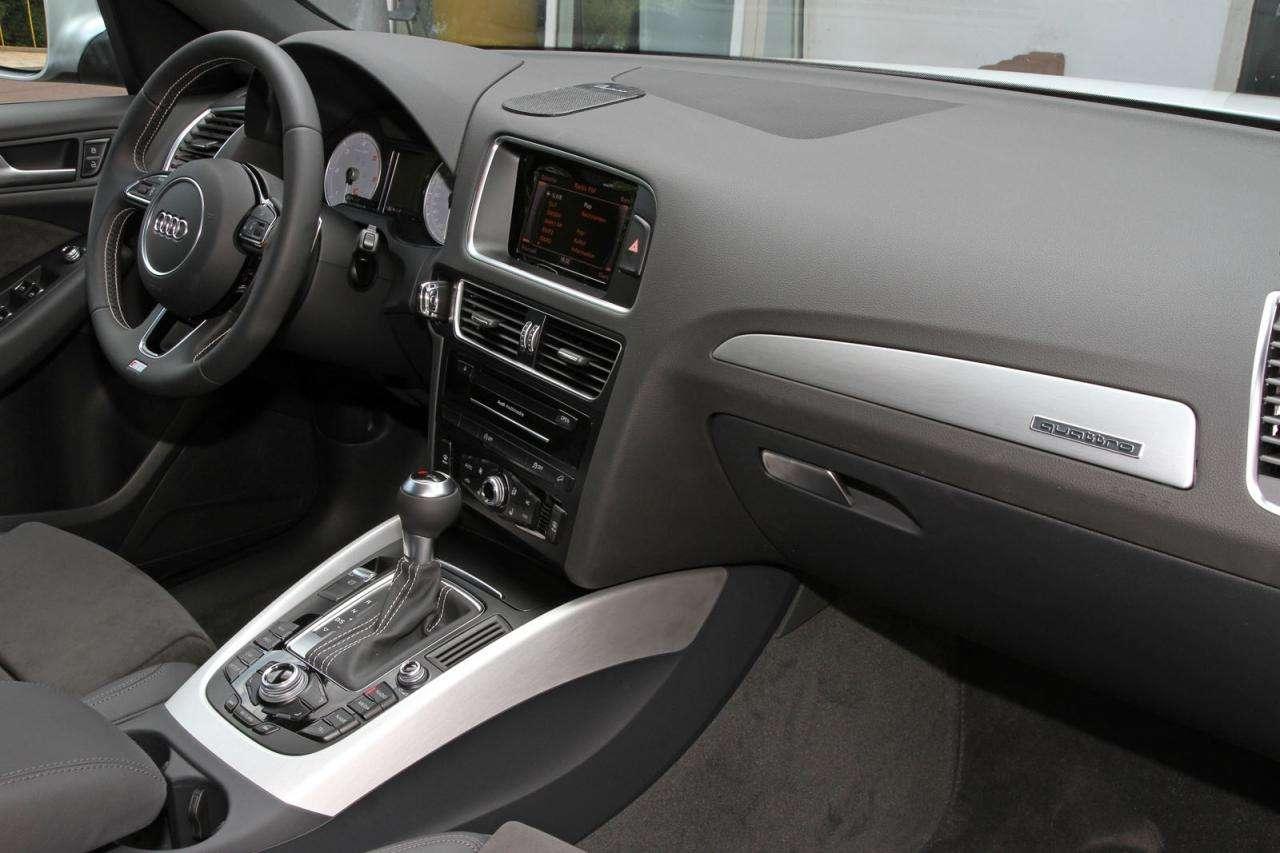 Audi SQ5 TDI B&B