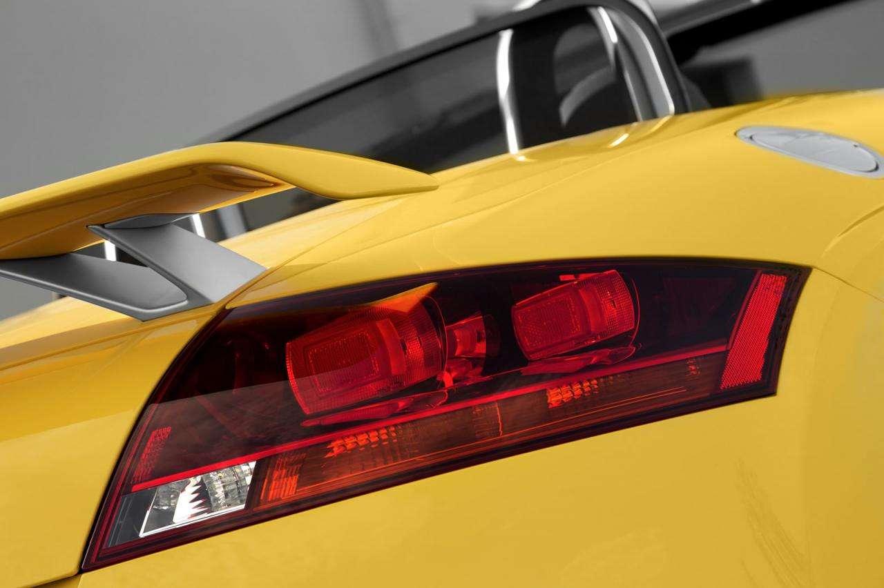 Audi TTS Competition 2014