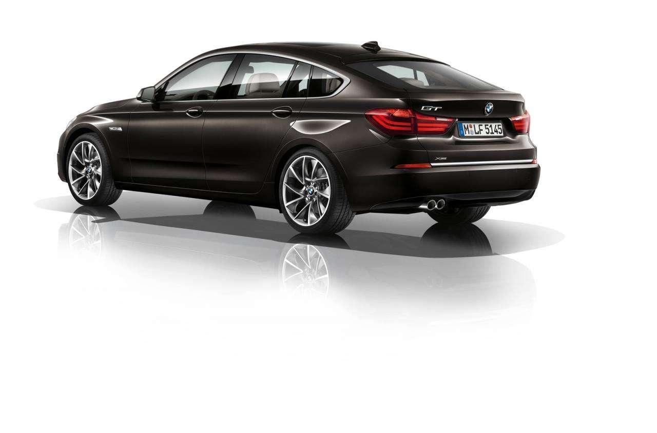 BMW serii 5 GT facelift 2014