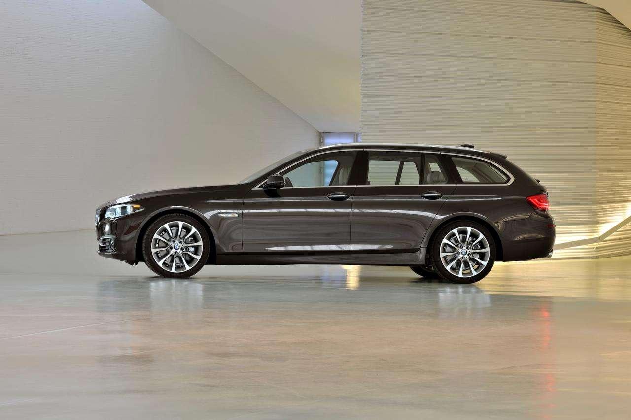 BMW serii 5 facelift 2014