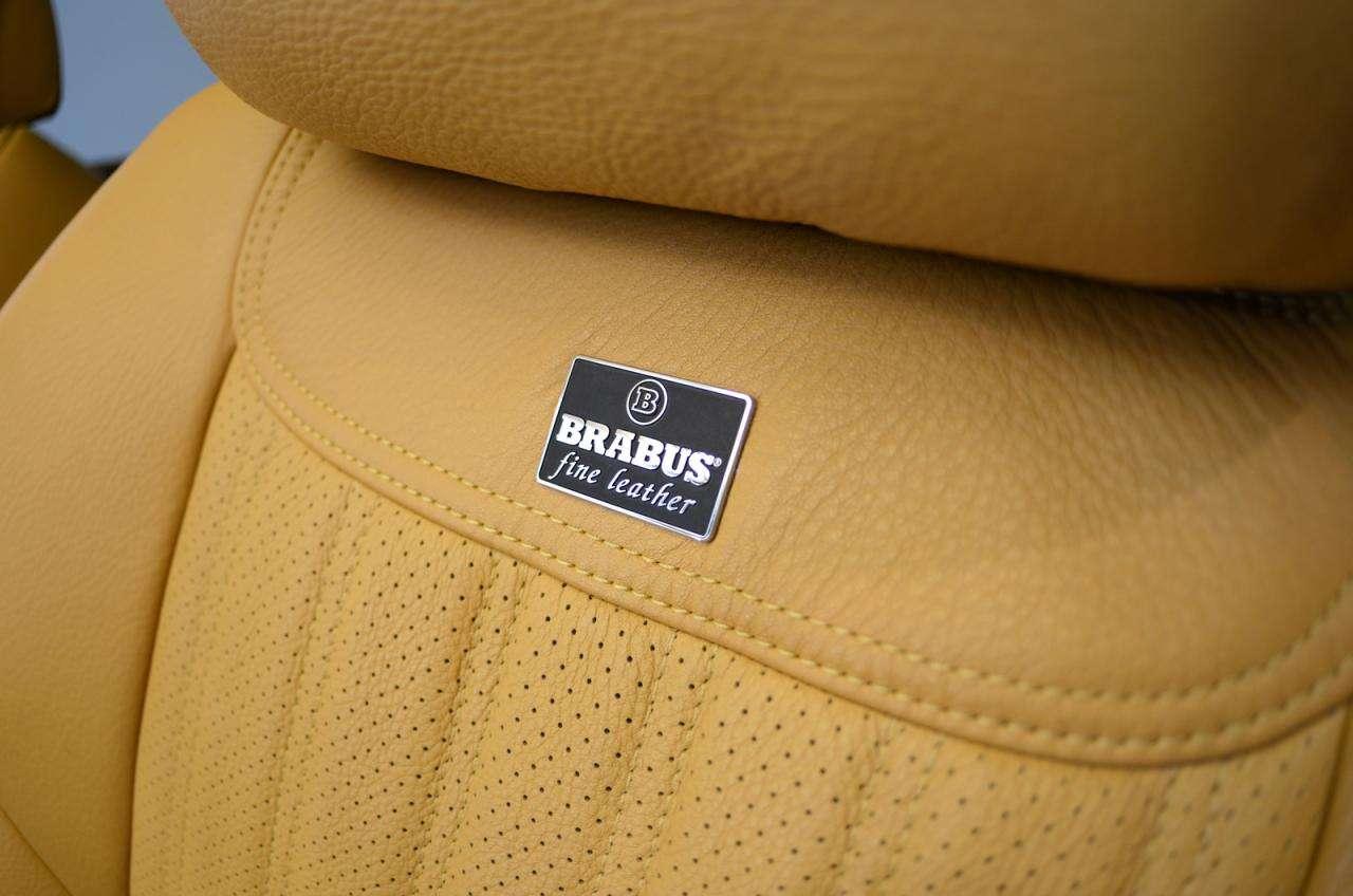 Brabus B63S Mercedes GL 63 AMG