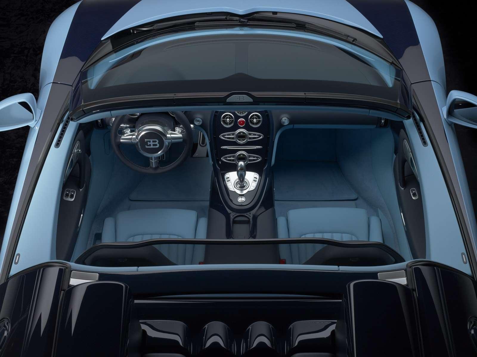 Bugatti Veyron Grand Sport Vitesse Jean-Pierre Wimille
