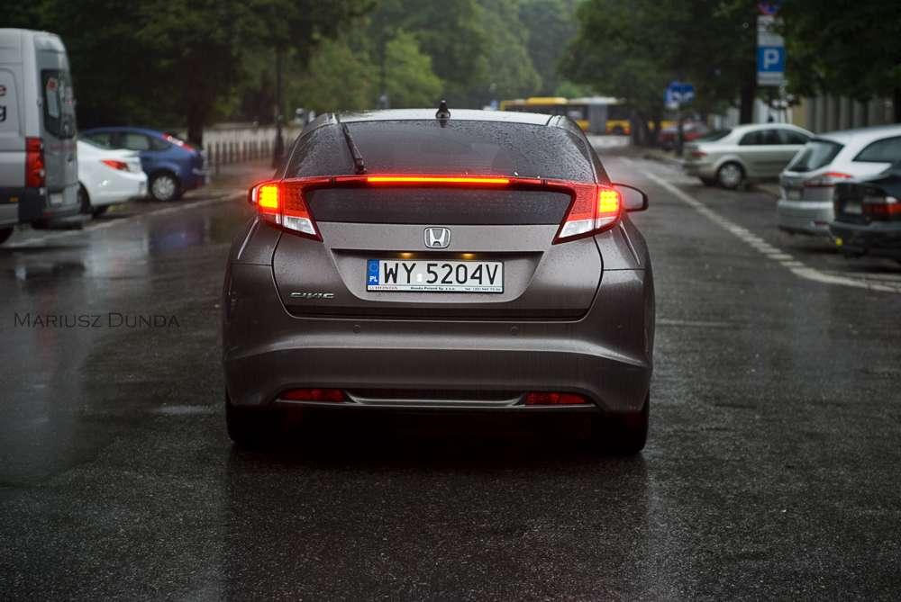 Honda Civic 5d 1.6 i-DTEC Lifestyle