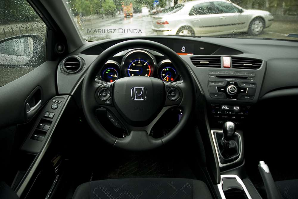 Honda Civic 5d 1.6 i-DTEC Lifestyle