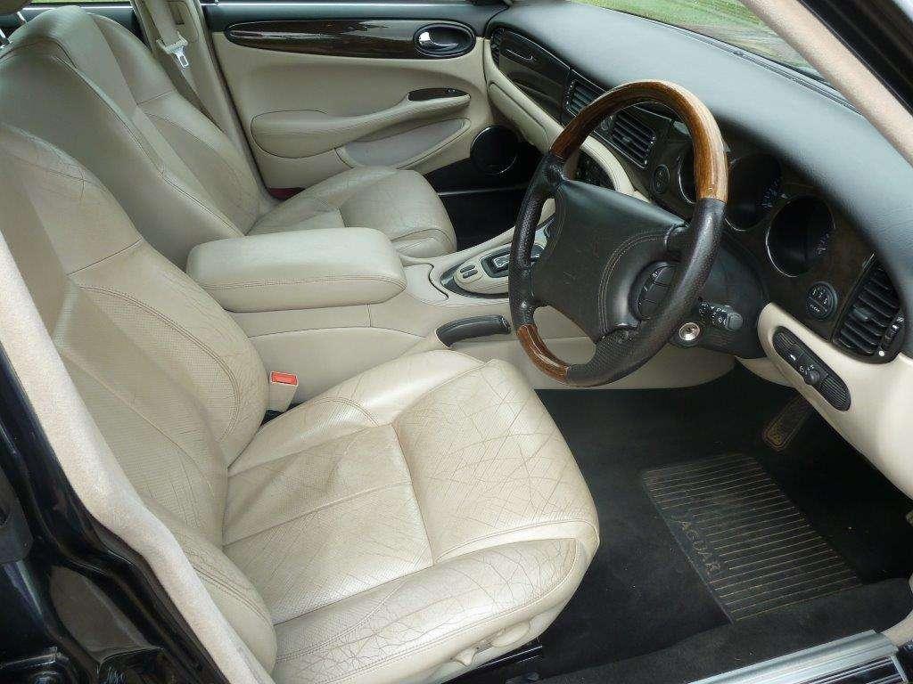 Jaguar XJR Jeremy Clarkson