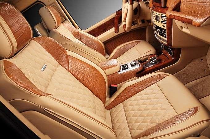 Mercedes-Benz G65 AMG TopCar tuning