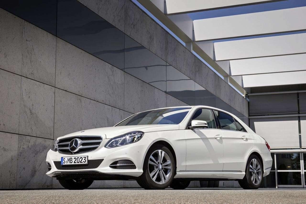 Mercedes E 200 gaz ziemny