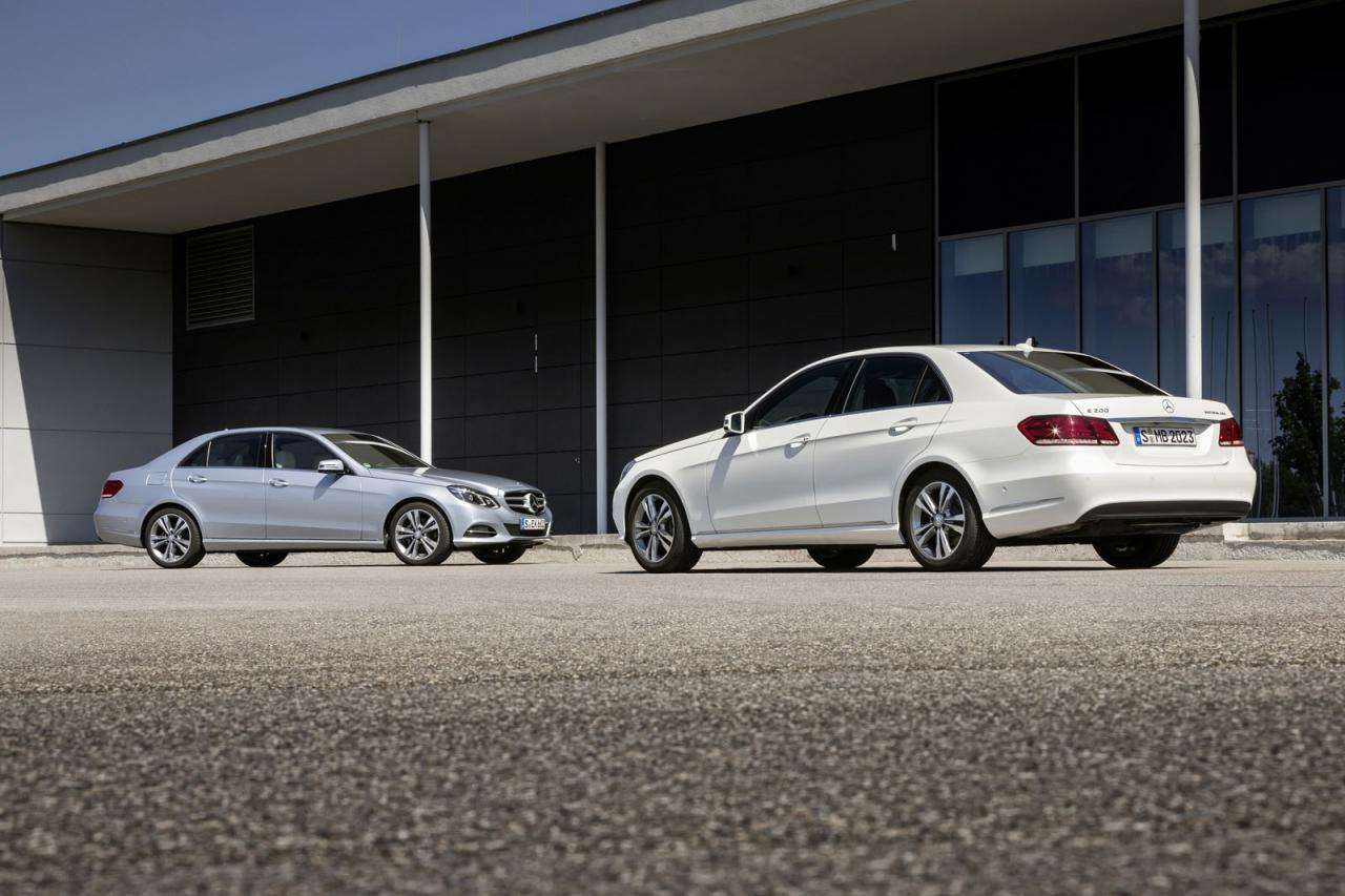 Mercedes E 220 BlueTEC BlueEFFICIENCY Edition