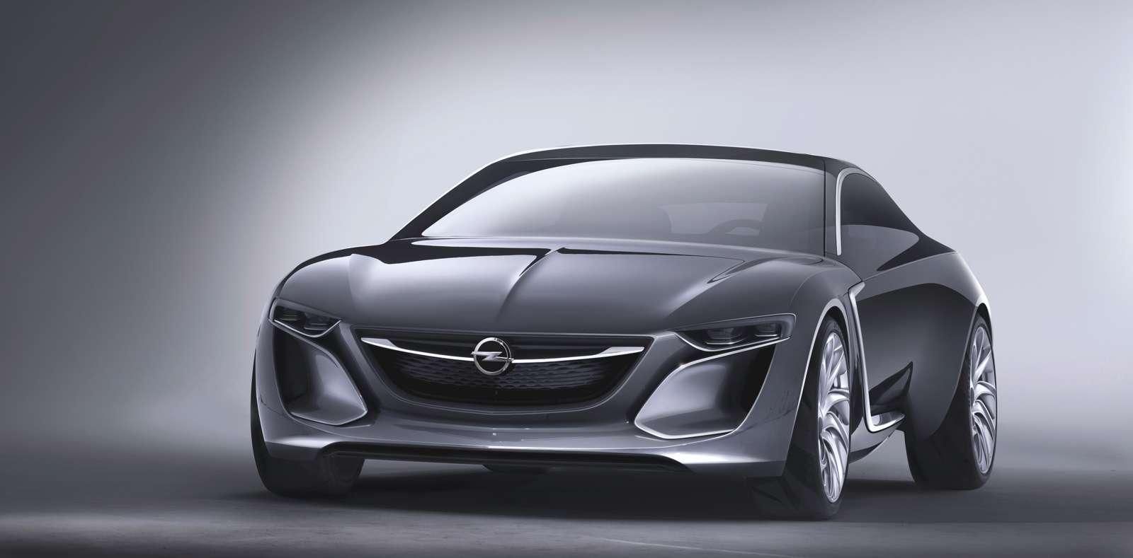 Opel Monza Concept 2013