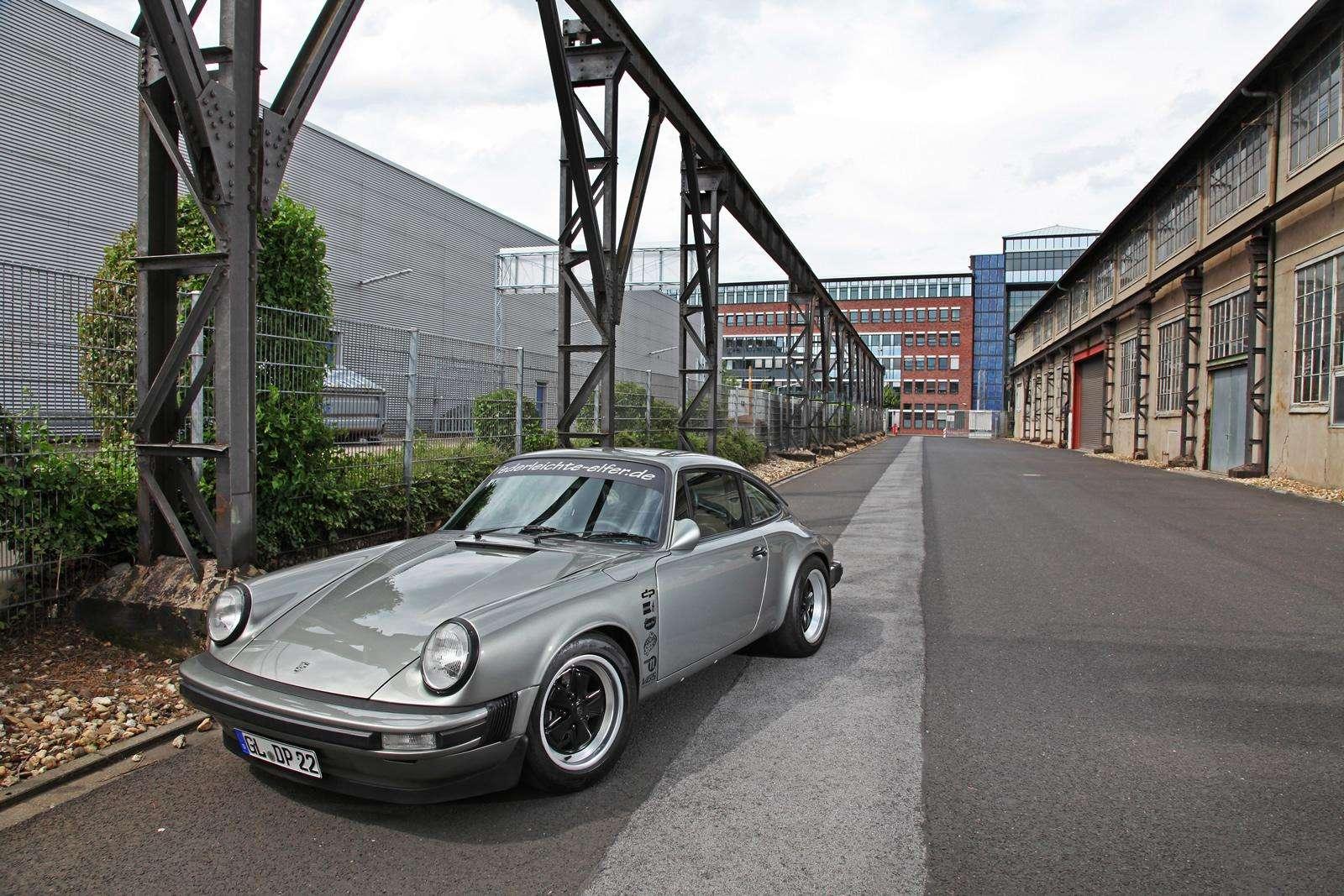 Porsche 911 1986 3.2 Sleeper DP Motorsport