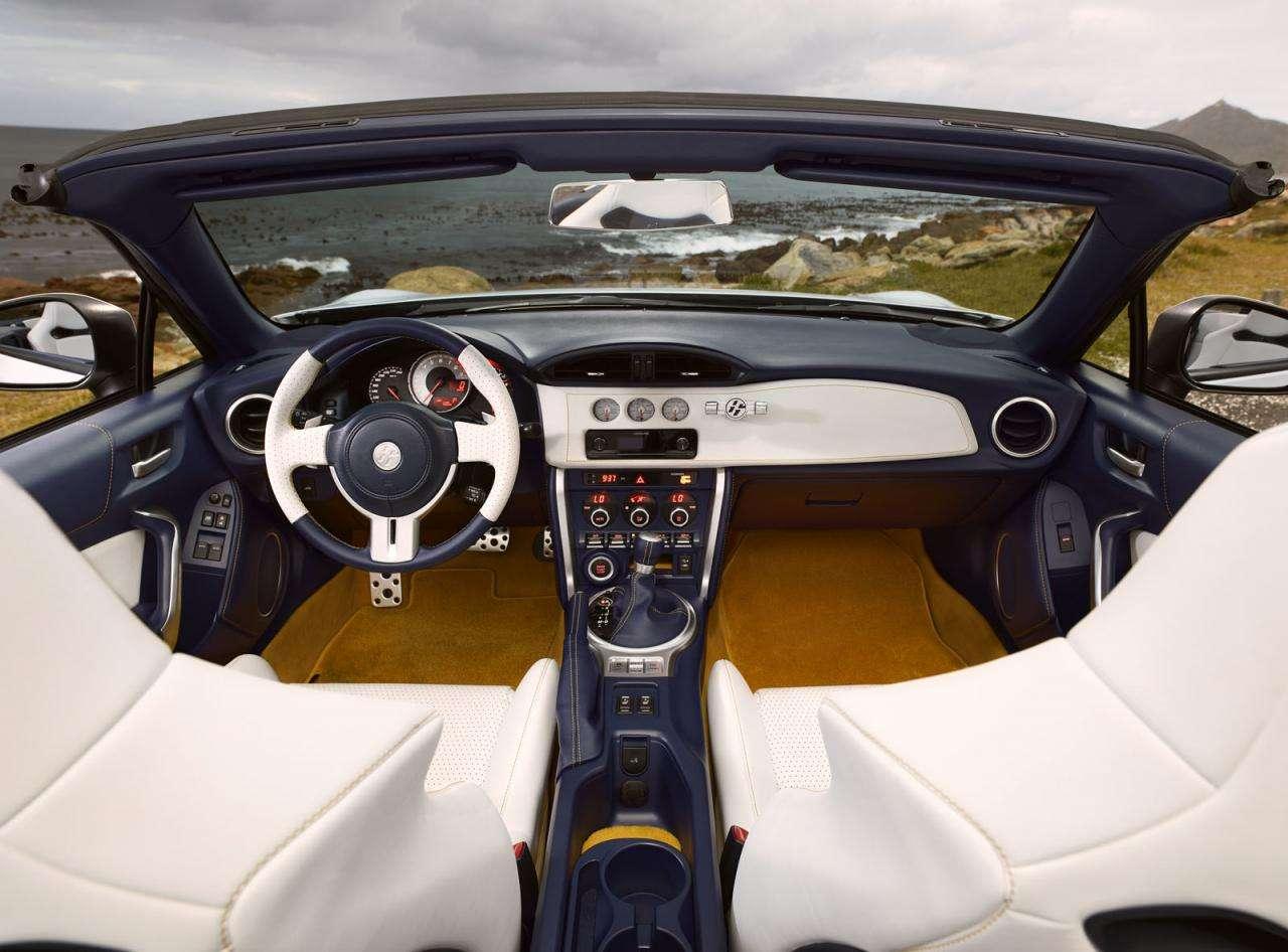 Toyota GT 86 Cabriolet